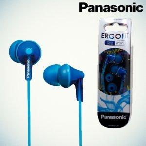 Наушники Panasonic RP-HJE125E - Синие