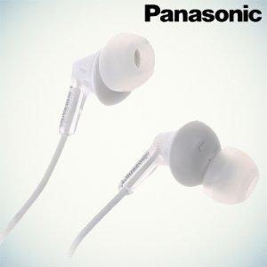 Наушники Panasonic RP-HJE125E - Белые