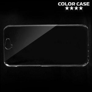 Пластиковый прозрачный чехол для HTC One A9