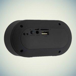 Портативная беспроводная Bluetooth колонка Wireless Speaker черная