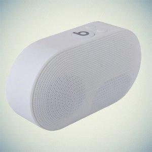 Портативная беспроводная Bluetooth колонка Wireless Speaker белая