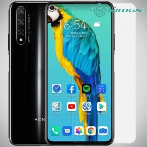 Противоударное закаленное олеофобное защитное стекло на Huawei Honor 20 / 20 Pro Nillkin Amazing 9H