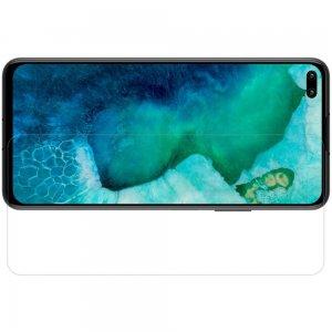 Противоударное закаленное олеофобное защитное стекло на Huawei Honor View 30 / View 30 Pro / 30 Pro Nillkin Amazing H