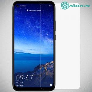 Противоударное закаленное олеофобное защитное стекло на Huawei Mate 30 Lite Nillkin Amazing H+PRO