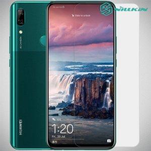 Противоударное закаленное олеофобное защитное стекло на Huawei P Smart Z Nillkin Amazing 9H