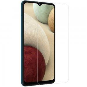 Противоударное закаленное олеофобное защитное стекло на Samsung Galaxy A32 Nillkin Amazing H