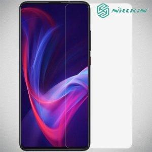 Противоударное закаленное олеофобное защитное стекло на Xiaomi Mi 9T Nillkin Amazing 9H