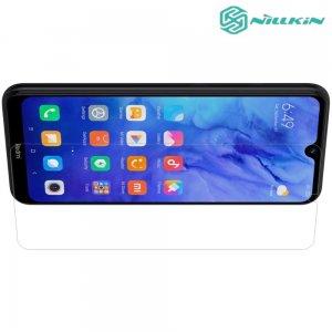 Противоударное закаленное олеофобное защитное стекло на Xiaomi Redmi Note 8T Nillkin Amazing H