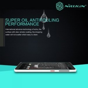 Противоударное закаленное стекло на HTC Desire 530 / 630 Nillkin Amazing 9H