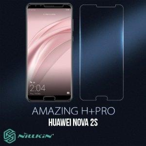 Противоударное закаленное стекло на Huawei Nova 2s Nillkin Amazing 9H