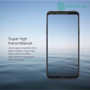 Противоударное закаленное стекло на LG Q6 M700AN / Q6a M700 Nillkin Amazing H
