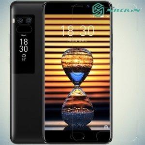 Противоударное закаленное стекло на Meizu Pro 7 Plus Nillkin Amazing H+PRO