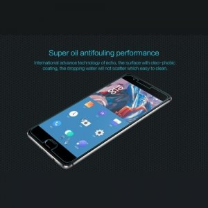 Противоударное закаленное стекло на OnePlus 3 Nillkin Amazing H+PRO