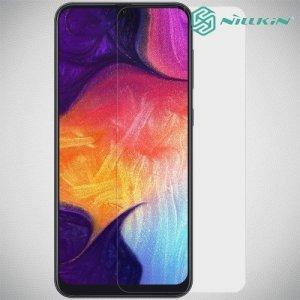 Противоударное закаленное стекло на Samsung Galaxy A50 / A30 / A20 / M30 Nillkin Amazing 9H