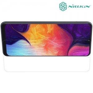 Противоударное закаленное стекло на Samsung Galaxy A50 / A30s / A30 / A20 Nillkin Amazing 9H