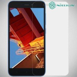 Противоударное закаленное стекло на Xiaomi Redmi Go Nillkin Amazing 9H