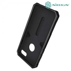 Противоударный чехол NILLKIN Defender II для iPhone 8 Plus / 7 Plus - Черный