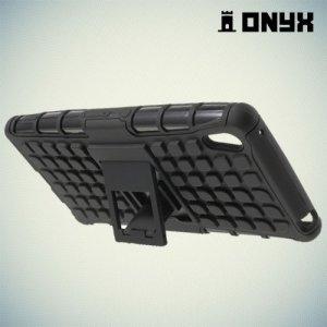 Противоударный защитный чехол для Sony Xperia Z3+ - черный