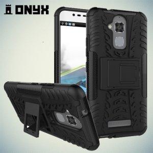 Противоударный защитный чехол для Asus ZenFone 3 Max ZC520TL - Черный