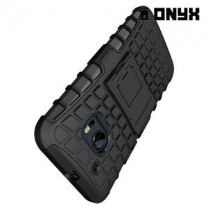 Противоударный защитный чехол для HTC 10 / 10 Lifestyle - Черный