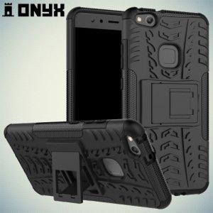 Противоударный защитный чехол для Huawei P10 Lite - Черный