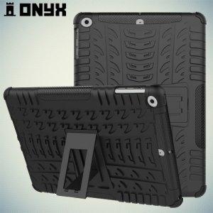 Противоударный защитный чехол для iPad 9.7 (2017) - Черный