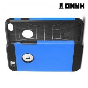 Противоударный защитный чехол для iPhone 6S / 6  - Синий