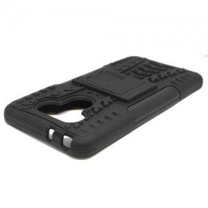Противоударный защитный чехол для LG G6 H870DS - Черный
