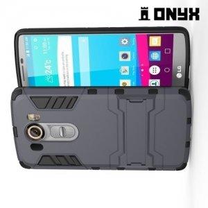 Противоударный защитный чехол для LG V10 - Черный
