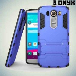 Противоударный защитный чехол для LG V10 - Синий
