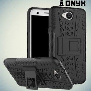 Противоударный защитный чехол для LG X Power 2 LGM320 - Черный
