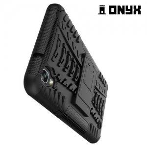 Противоударный защитный чехол для LG X Power K220DS - Черный