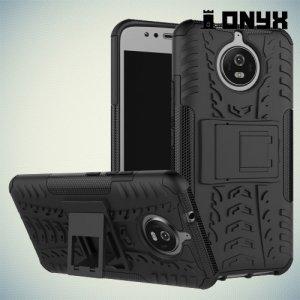 Противоударный защитный чехол для Motorola Moto G5S - Черный