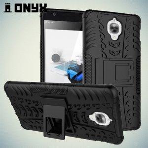 Противоударный защитный чехол для OnePlus 3 - Черный