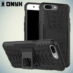 Противоударный защитный чехол для OnePlus 5 - Черный