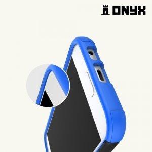 Противоударный защитный чехол для Samsung Galaxy A5 2017 SM-A520F - Синий