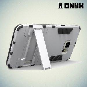 Противоударный защитный чехол для Samsung Galaxy S6 Edge Plus - Золотой