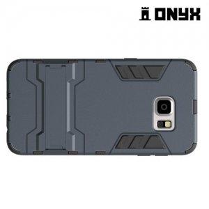 Противоударный защитный чехол для Samsung Galaxy S6 Edge Plus - Синий