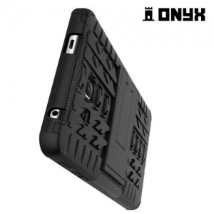 Противоударный защитный чехол для Samsung Galaxy Tab A 7.0 SM-T280 SM-T285 - Черный