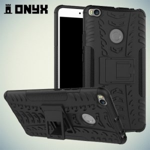 Противоударный защитный чехол для Xiaomi Mi Max 2 - Черный