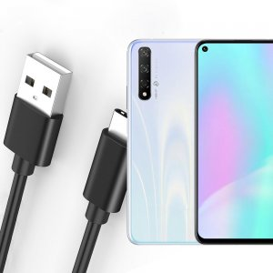 Провод кабель для Huawei Honor 20S зарядки подключения к компьютеру