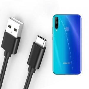 Провод кабель для Huawei Honor 9C зарядки подключения к компьютеру
