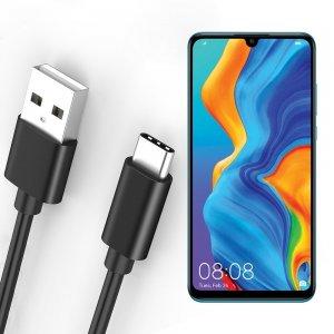 Провод кабель для Huawei P30 Lite зарядки подключения к компьютеру