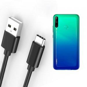Провод кабель для Huawei P40 lite E зарядки подключения к компьютеру