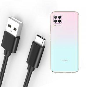 Провод кабель для Huawei P40 Lite зарядки подключения к компьютеру