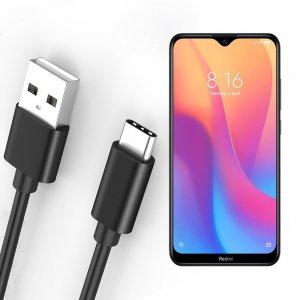 Провод кабель для Xiaomi Redmi 8A зарядки подключения к компьютеру