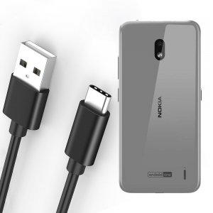 Провод кабель для Nokia 2.2 зарядки подключения к компьютеру