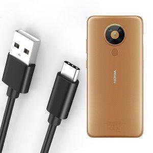 Провод кабель для Nokia 5.3 зарядки подключения к компьютеру