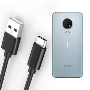Провод кабель для Nokia 6.2 зарядки подключения к компьютеру