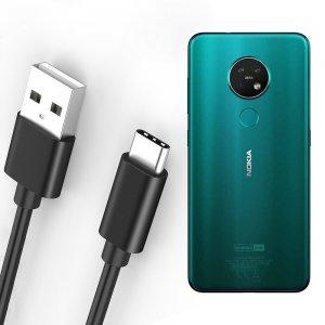 Провод кабель для Nokia 7.2 зарядки подключения к компьютеру
